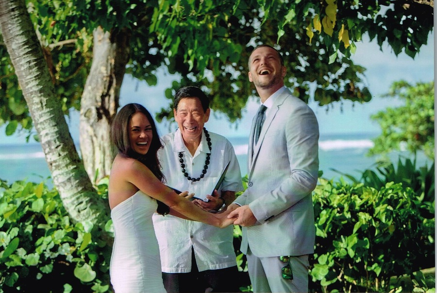 RevDavid Hawaiian Creative Weddings
