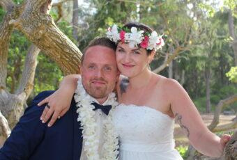 Copyright Hawaiian Creative Weddings